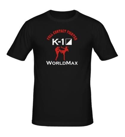 Мужская футболка K-1 World Max