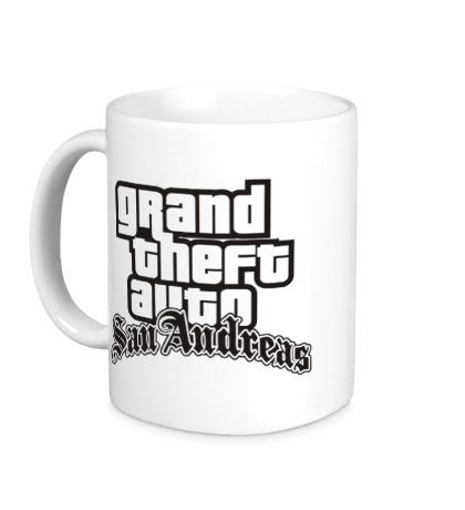 Керамическая кружка GTA: San Andreas