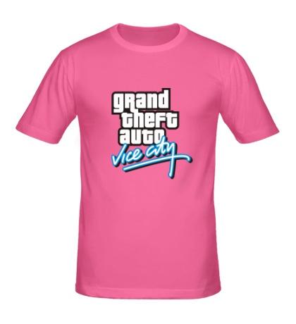 Мужская футболка GTA: Vice City