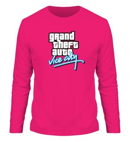 Мужской лонгслив GTA: Vice City
