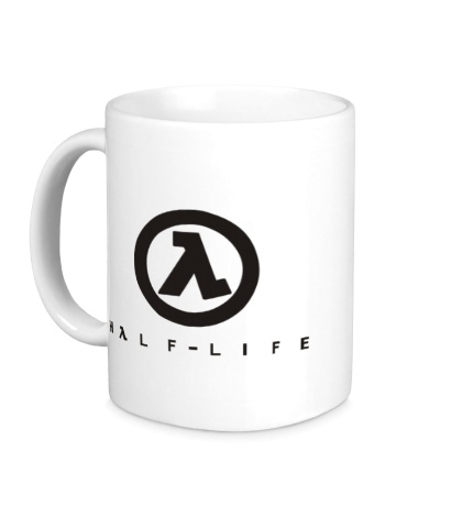 Керамическая кружка Half-Life