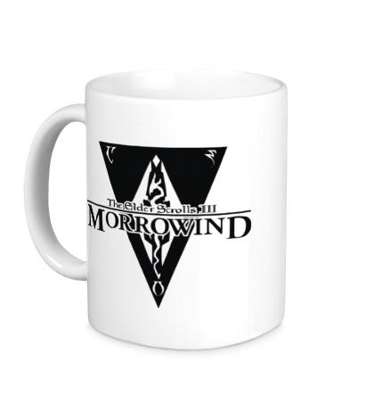 Керамическая кружка Morrowind