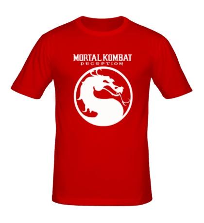 Мужская футболка «Mortal Kombat»