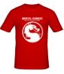 Мужская футболка «Mortal Kombat» - Фото 1