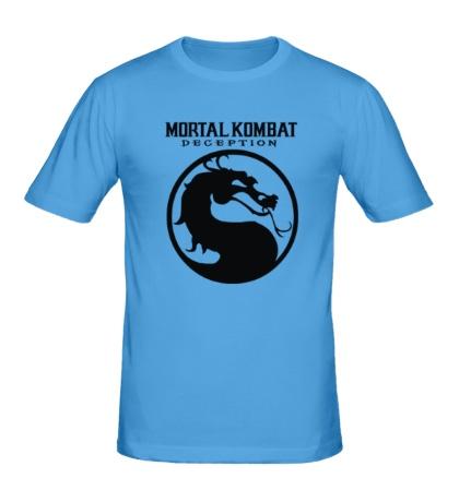 Мужская футболка Mortal Kombat