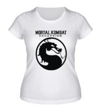 Женская футболка Mortal Kombat