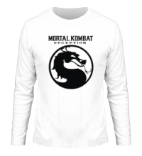 Мужской лонгслив Mortal Kombat