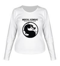 Женский лонгслив Mortal Kombat
