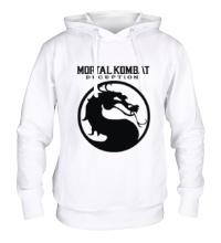 Толстовка с капюшоном Mortal Kombat