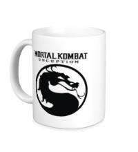 Керамическая кружка Mortal Kombat