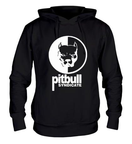 Толстовка с капюшоном Pitbull Syndicate