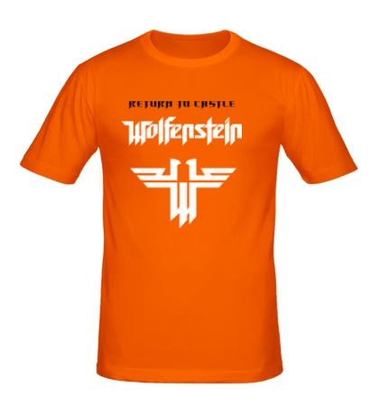 Мужская футболка Return to Castle Wolfenstein