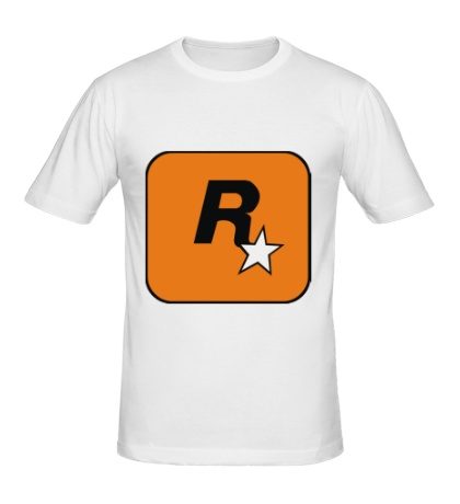 Мужская футболка Rockstar Games