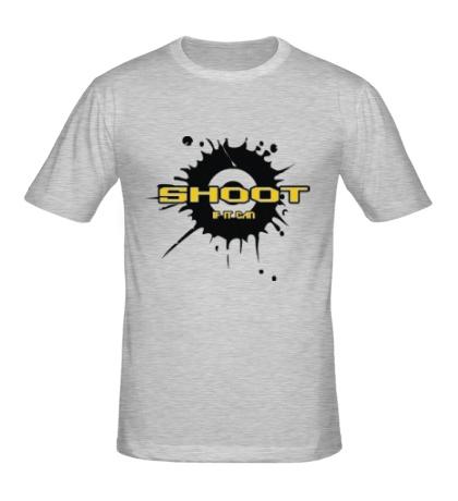 Мужская футболка Shoot