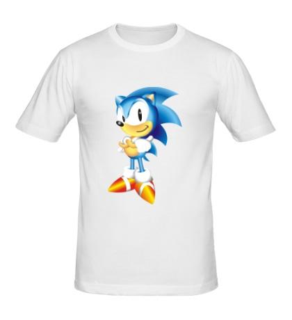 Мужская футболка Sonic