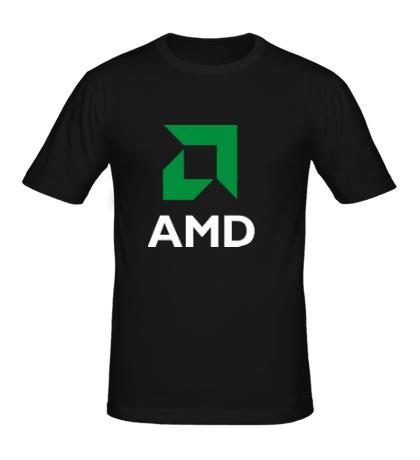 Мужская футболка AMD