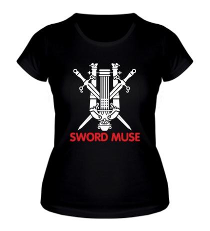 Женская футболка Elf Fighter: Sword Muse