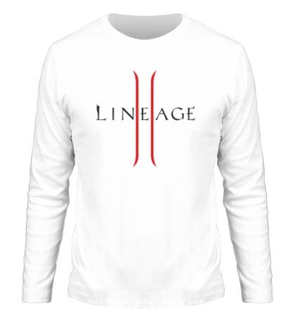 Мужской лонгслив Lineage 2