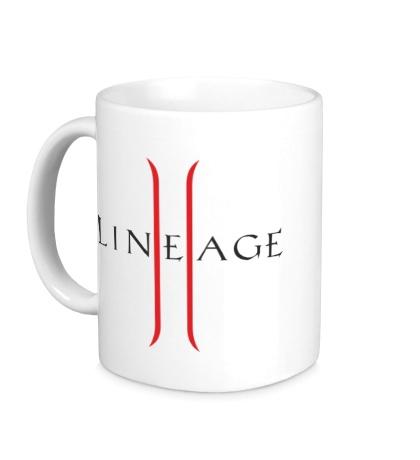 Керамическая кружка Lineage 2
