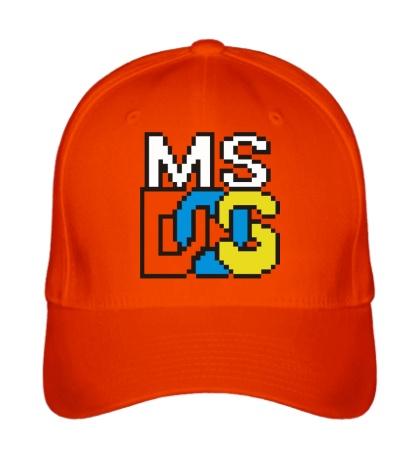 Бейсболка MS DOS