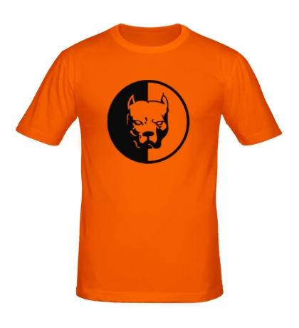 Мужская футболка Pitbull Logo