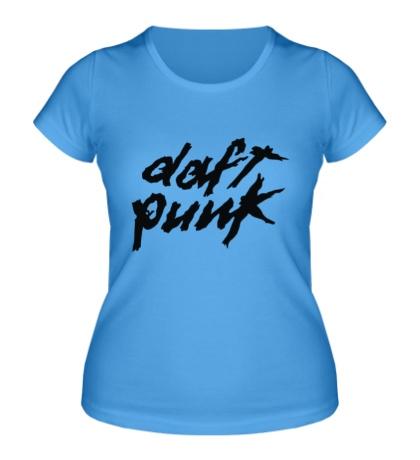 Женская футболка Daft Punk