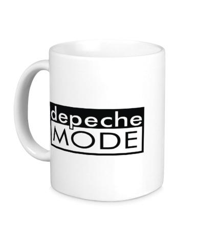 Керамическая кружка Depeche Mode Board