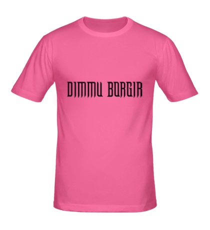 Мужская футболка Dimmu Borgir
