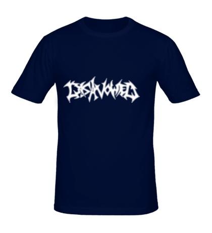 Мужская футболка Disavowed