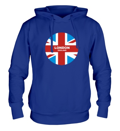 59debece358e Толстовка с капюшоном «England: London»