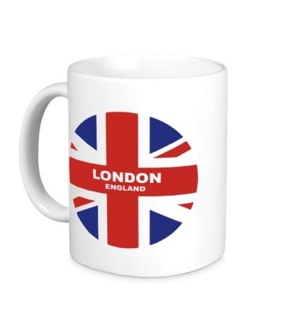 Керамическая кружка England: London