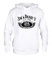 Толстовка с капюшоном Jack Daniels: Old Time