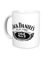 Керамическая кружка Jack Daniels: Old Time