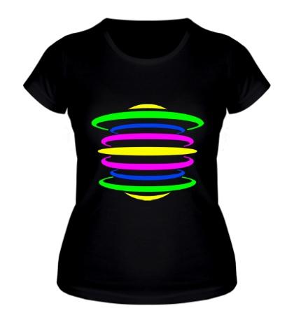 Женская футболка Minimal Ball