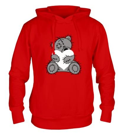 Толстовка с капюшоном Teddy Bear