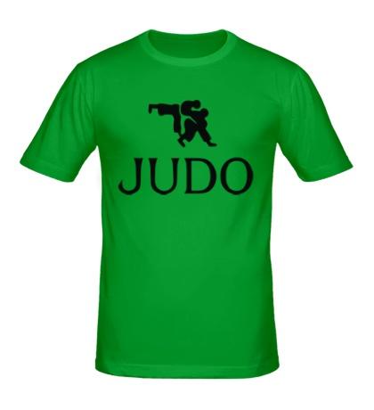 Мужская футболка Judo