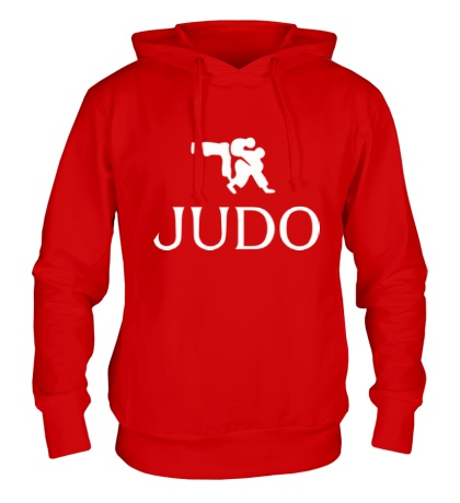 Толстовка с капюшоном Judo