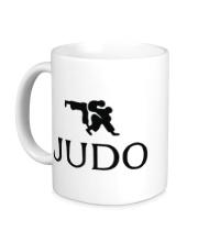 Керамическая кружка Judo