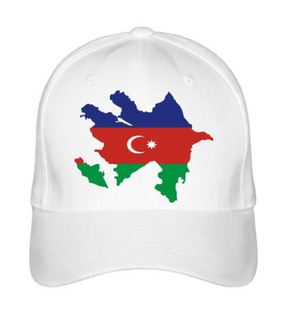 Бейсболка Карта Азербайджана