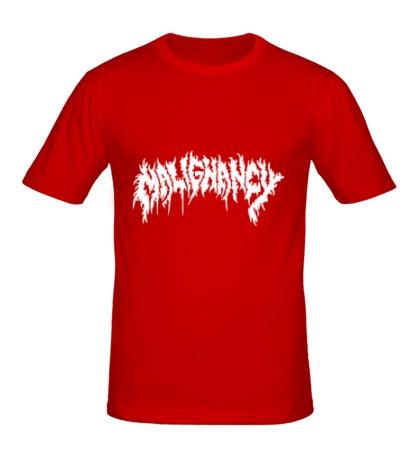 Мужская футболка Malignancy