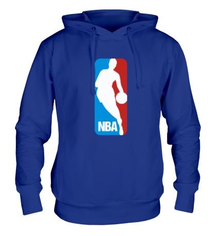 Толстовка с капюшоном NBA Logo