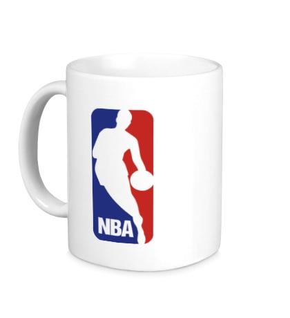 Керамическая кружка NBA Logo