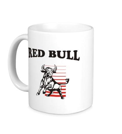 Керамическая кружка Red Bull