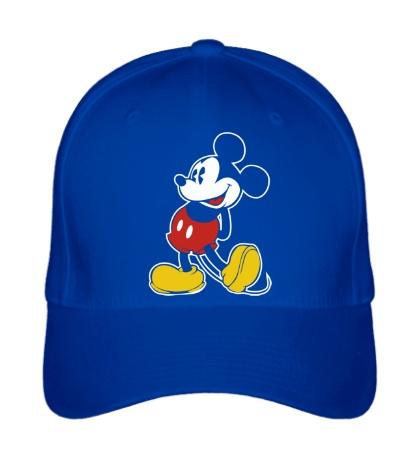 Бейсболка Застенчивый Микки Маус