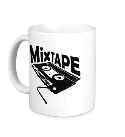 Керамическая кружка Mixtape
