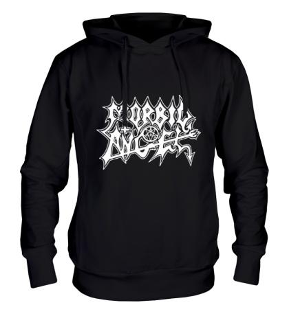 Толстовка с капюшоном Morbid Angel