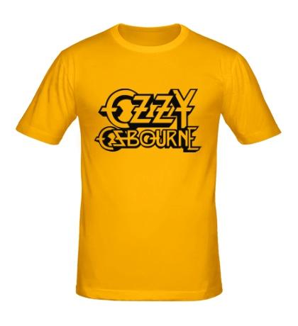 Мужская футболка Ozzy Osbourne