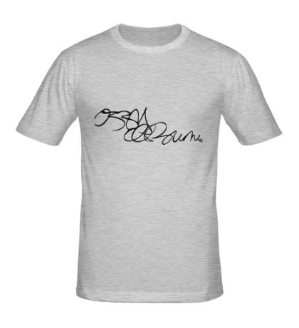Мужская футболка Ozzy Osbourne Sign