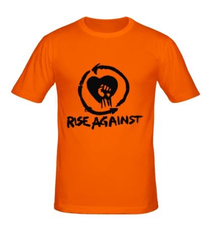 Мужская футболка Rise Against