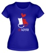 Женская футболка «In love» - Фото 1